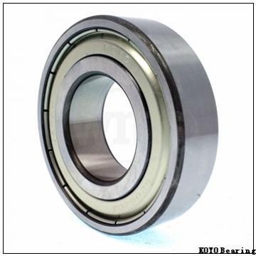 95 mm x 170 mm x 32 mm  95 mm x 170 mm x 32 mm  KOYO NJ219 cylindrical roller bearings