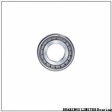 BEARINGS LIMITED SSLF1370 ZZHA1P25LY75 Bearings