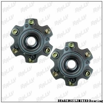 BEARINGS LIMITED NA6911 Bearings
